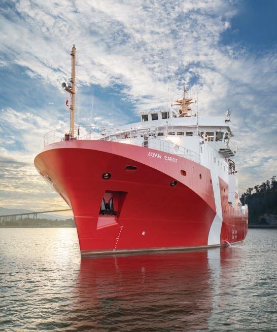 Seaspan Shipyards Seaspan Shipyards Canadian Defence Review Canadian Defence Review