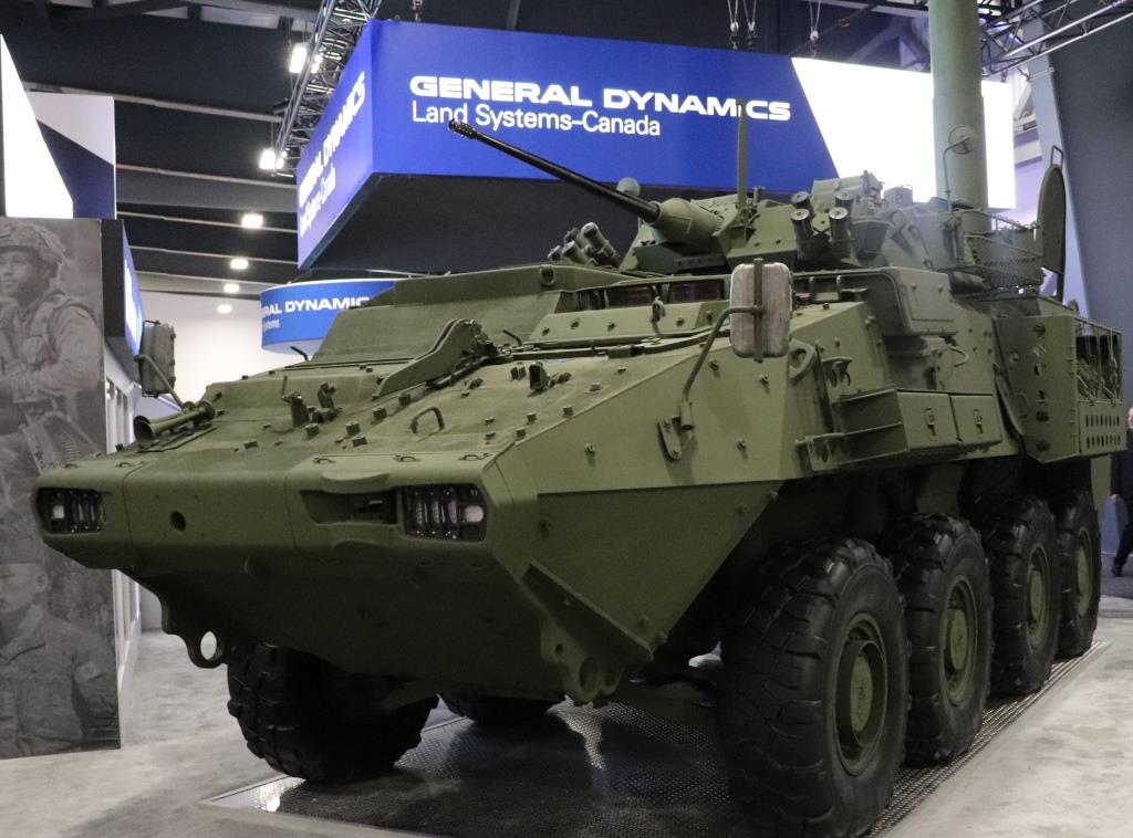 Canada Negotiates Contract for New LAVs - Canadian Defence