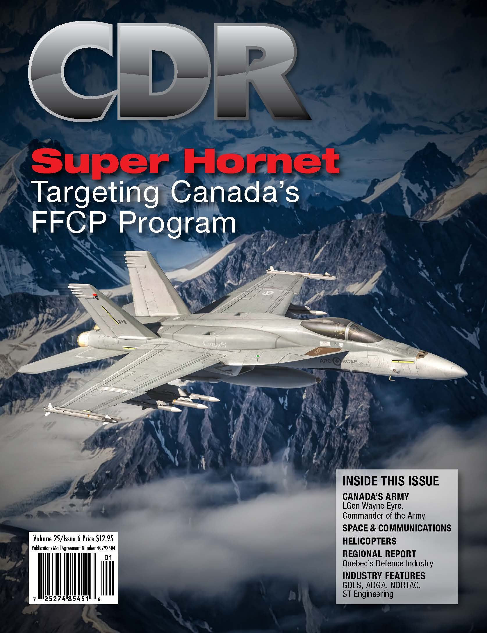 foto de Recent Issues | Canadian Defence Review